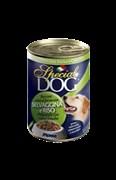 Special Dog - Консервы для собак (с кусочками дичи и рисом)