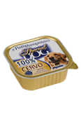 Special Dog - Консервы для собак (паштет из 100% мяса оленины)