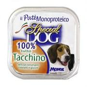 Special Dog - Консервы для собак (паштет из 100% мяса индейки)