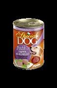 Special Dog - Консервы для собак (паштет из рубца ягненка)