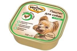 Мнямс - Консервы для взрослых собак (курица)