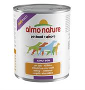 "Almo Nature - Консервы для собак ""Меню с курицей"" Daily Menu - Chicken"