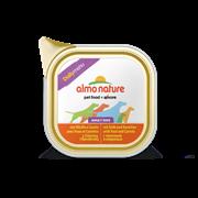 """Almo Nature - Консервы для собак """"Меню с телятиной и морковью"""" Daily Menu Veal and Carrots"""