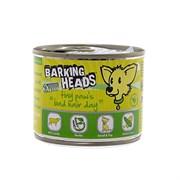 """Barking Heads - Консервы для собак мелких пород """"Роскошная шевелюра для мелколапого"""" (с ягненком) Tiny Paw's Bad Hair Day"""