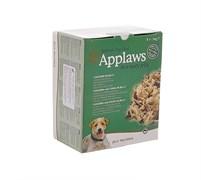 """Applaws - Набор для собак """"Кусочки в желе: ассорти с курицей"""" (8 шт*156 г)"""