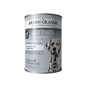 Arden Grange - Консервы для собак (с белой рыбой и картофелем) Sensitive, Fish & Potato