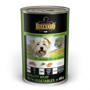 Belcando - Консервы для собак (отборное мясо с овощами) Super Premium Quality Meat With Vegetables