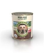 Bewi Dog - Консервы для собак (курица и кролик) Meat Selection Poultry & Rabbit