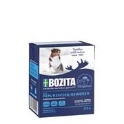 BOZITA - Консервы для собак (с олениной) Reindeer