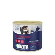 BOZITA - Паштет для собак (с говядиной) Beef