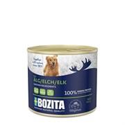 BOZITA - Паштет для собак (с лосем) Elk