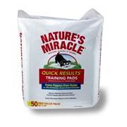 "8in1 - Пеленки приучающие ""Быстрый результат"" (56х58 см) Nature's Miracle Quick Results Training Pads"