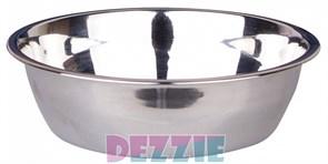 Dezzie - Миска для собак, металл 350 мл 14,2*4 см