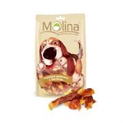 """Molina - Лакомство для собак """"Куриные рулетики с бататом"""""""