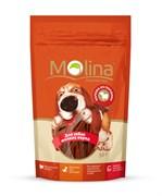"""Molina - Лакомство для собак мелких пород """"Нарезка из говядины"""""""