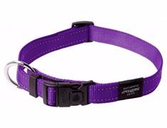 Rogz - Ошейник, фиолетовый (размер S (20-31 см), ширина 1,1 см) UTILITY SIDE RELEASE COLLAR