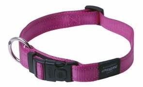 Rogz - Ошейник, розовый (размер S (20-31 см), ширина 1,1 см) UTILITY SIDE RELEASE COLLAR