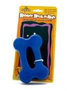 """Benelux - Игрушка резиновая для собак """"Кость-держатель лакомств средняя"""" 20*12*4 см"""
