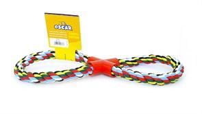 """Benelux - Игрушка для собак """"Хлопковый канат Бесконечность"""" , 38*16*2 см Coton dog toy color 290 gr"""