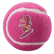 Rogz - Игрушка теннисный мяч, средний (розовый) TENNISBALL MEDIUM