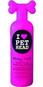 """Pet Head - Шампунь для собак """"Грязный Разговор"""", дезодорирующий (апельсиновый), без сульфатов и парабенов"""