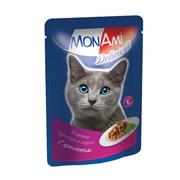 MonAmi - Паучи для кошек (с кроликом)