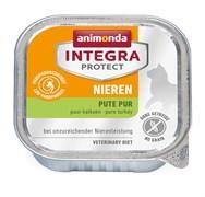 Animonda Integra - Консервы Renal для кошек при ХПН (с индейкой)
