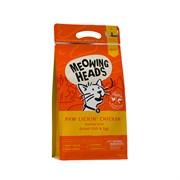 """Barking Heads - Сухой корм для взрослых кошек """"Куриное наслаждение"""" (с курицей и рисом) Paw Lickin' Chicken"""