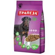 Трапеза - Сухой корм для собак подверженных регулярным физическим нагрузкам (Fit)
