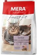 """Mera - Сухой полнорационный корм для пожилых кошек (с птицей) Mera Finest Fit """"Senior 8+"""""""