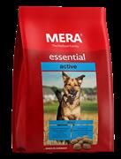 Mera - Сухой полнорационный корм для взрослых собак с повышенным уровнем активности (с птицей) Essential Active