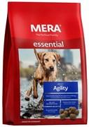 Mera - Сухой полнорационный корм для взрослых спортивных собак (с птицей) Essential Agility