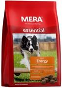 Mera - Сухой полнорационный корм для взрослых собак с высоким уровнем активности (с птицей) Essential Energy