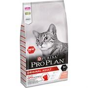 Purina Pro Plan - Сухой корм для взрослых кошек (с лососем)