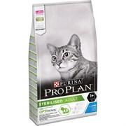 Purina Pro Plan - Сухой корм для стерилизованных кошек и кастрированных котов (с кроликом)
