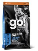 GO! Natural Holistic - Для щенков и собак (с цельной курицей, фруктами и овощами) SKIN + COAT Chicken Recipe DF
