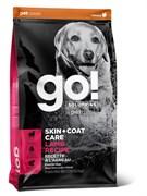 GO! Natural Holistic - Для щенков и собак (со свежим Ягненком) SKIN + COAT Lamb Meal Recipe DF