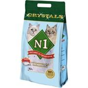 N1 -  Силикагелевый наполнитель на 12,5л (Синий) Crystals