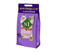 "N1 - Силикагелевый наполнитель ""Лаванда"", 5л, Crystals Lavender"