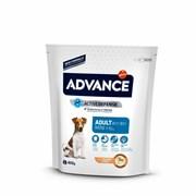 Advance - Сухой корм для взрослых собак малых пород (с курицей и рисом) Mini Adult