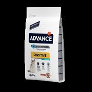 Advance - Сухой корм для стерилизованных кошек (с лососем) Sterilized Sensitive Salmon