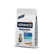 Advance - Сухой корм для взрослых кошек (с курицей и рисом) Adult