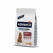 Advance - Сухой корм для пожилых собак (с курицей и рисом) Medium Senior