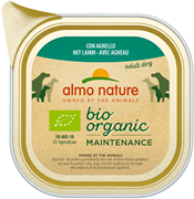 Almo Nature - Паштет для cобак (с ягненком) Bio Pate Lamb