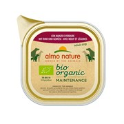 Almo Nature - Паштет для собак (с говядиной и овощами) Daily Menu Bio-Pate Beef and Vegetables