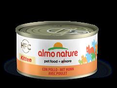 Almo Nature - Консервы для котят (с курицей) Legend Kitten Chicken