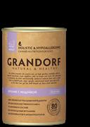 Grandorf - Консервы для взрослых собак (кролик с индейкой)
