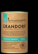 Grandorf - Консервы для взрослых собак (куропатка с индейкой)