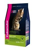 Eukanuba - Сухой корм для кошек для вывода шерсти из желудка (с домашней птицей) Cat HAIRBALL