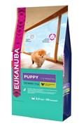 Eukanuba - Сухой корм для щенков миниатюрных пород Dog